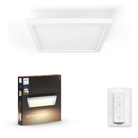 Philips - LED Dimmelhető mennyezeti lámpa Hue LED/24,5W/230V + távirányító