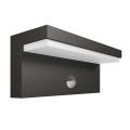 Philips - LED Kültéri fali lámpa érzékelős 2xLED/4,5W