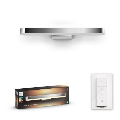 Philips - LED Szabályozható fürdőszobai tükörmegvilágító  LED/33,5W/230V IP44