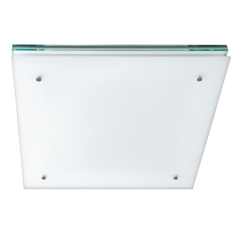 Philips Lirio 32501/31/LI - VETRO mennyezeti lámpa 2xR7s/105W fehér