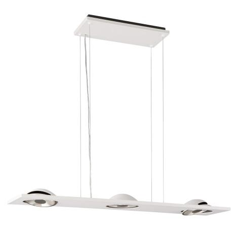 Philips Lirio 37095/31/LI - TRELOME LED-es függeszték 3xLED/15W fehér