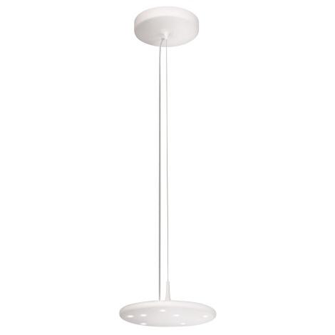 Philips Lirio 40753/31/LI - STELLATE LED-es függeszték 7xLED/2,5W fehér
