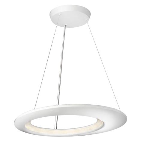 Philips Lirio 40755/31/LI - ECLIPTIC LED-es függeszték 16xLED/2,5W fehér