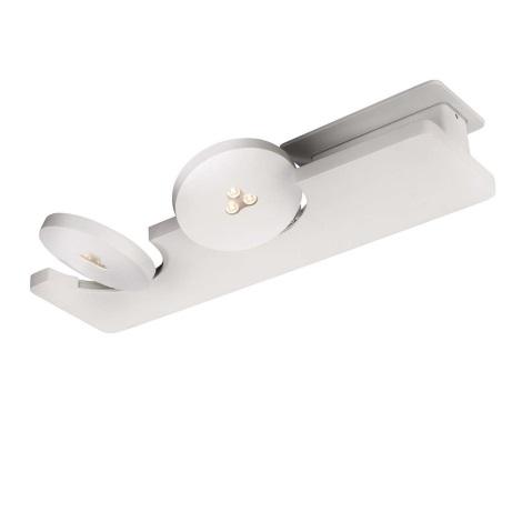 Philips Lirio 40763/31/LI - LED Spotlámpa MONETE 2xLED/6W/230V