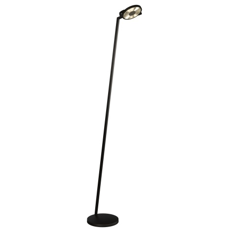 Philips Lirio 42250/30/LI - ERON LED-es állólámpa 1xLED/15W fekete