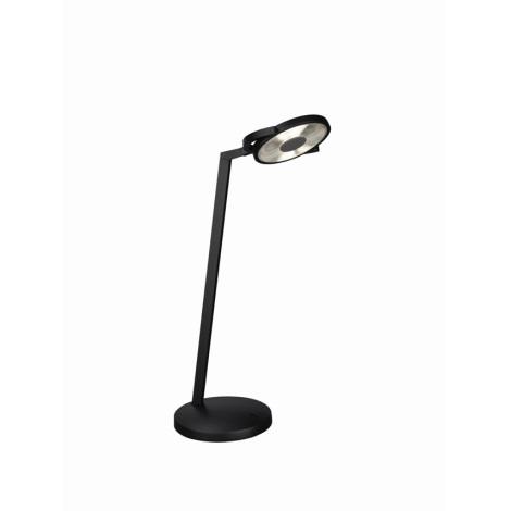 Philips Lirio 43260/30/LI - ERON LED-es asztali lámpa 1xLED/15W fekete
