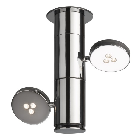 Philips Lirio 57142/11/LI - TORNO LED-es spotlámpa 2xLED/7,5W