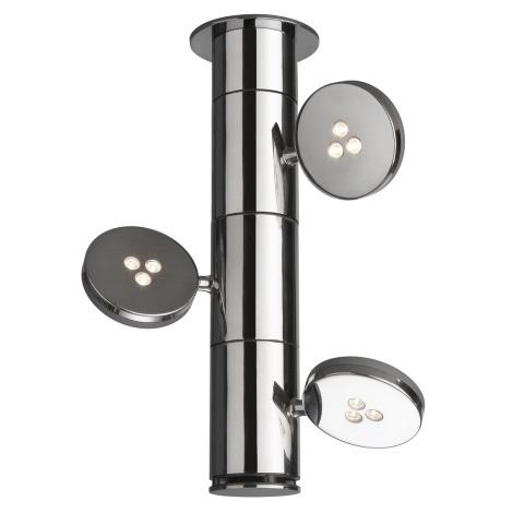 Philips Lirio 57143/11/LI - TORNO LED-es mennyezeti lámpa 3xLED/7,5W