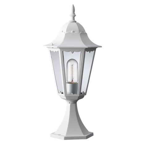 Philips Massive 15022/31/19 - Kültéri lámpa 1xE27 Zágráb/100W/230V fehér