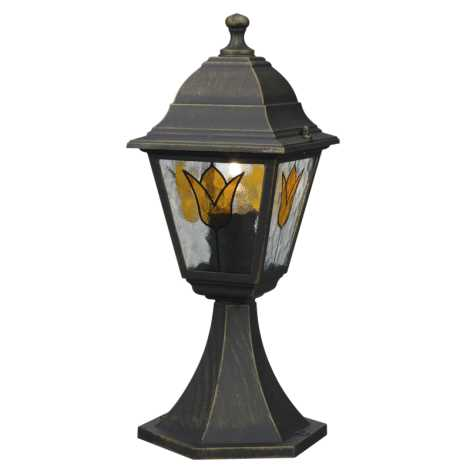 Philips Massive 15362/42/10 - KOBLENZ kültéri lámpa 1xE27/60W patinás barna