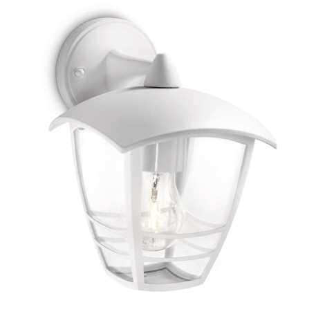 Philips Massive 15381/31/16 - Kültéri fali lámpa CREEK 1xE27/60W/230V