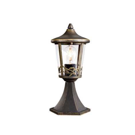 Philips Massive 15392/42/10 - CHARTRES kültéri lámpa 1xE27/60W patinás barna