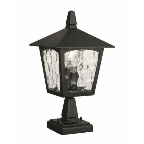 Philips Massive 15412/30/10 - BUCHAREST kültéri lámpa1xE27/60W fekete