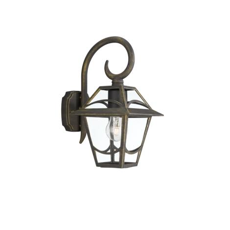 Philips Massive 15421/42/10 - BABYLON kültéri lámpa 1xE27/60W arany