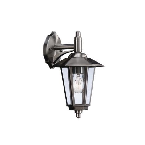 Philips Massive 16077/47/10 - Kültéri fali lámpa GALVESTON 1xE27/60W