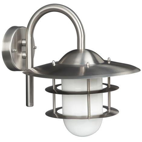 Philips Massive 16219/47/10 - BRATISLAVA kültéri fali lámpa 1xE27/60W