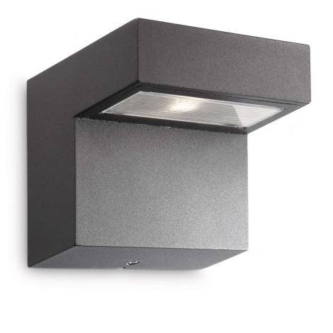 Philips Massive 16320/93/10 - LED Fali lámpa GOTHA 1xLED/7,5W sötétszürke