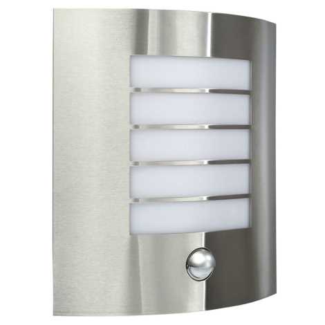 Philips Massive 17014/47/10 - OSLO  szenzoros kültéri fali lámpa 1xE27/60W