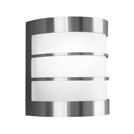 Philips Massive 17025/47/10 - Kültéri fali lámpa CALGARY 1xE27/60W/230V IP44