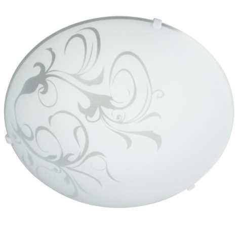 Philips Massive 30280/67/10 - FAY fali lámpa 2xE27/60W fehér