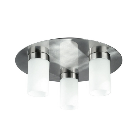 Philips Massive 32015/17/10 - ICE fürdőszobai lámpa 3xE14/40W