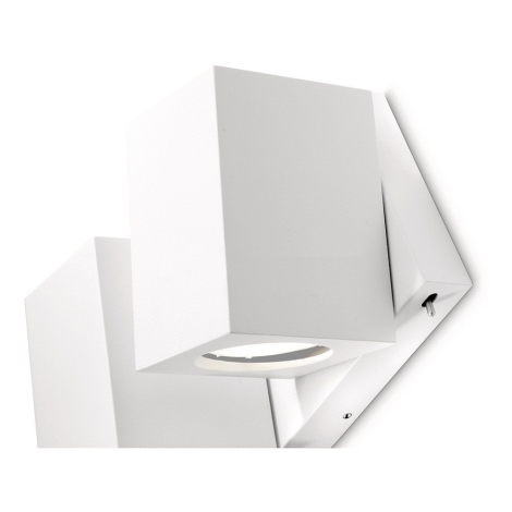 Philips Massive 33219/31/10 - TARA spotlámpa 2xGU10/10W fehér