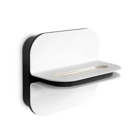 Philips Massive 33257/31/10 - PAULINE LED-es fali lámpa 2xLED/2,5W fehér