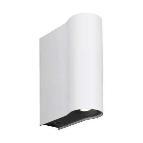Philips Massive 33259/31/10 - LEAH LED-es fali lámpa 2xLED/2,5W fehér