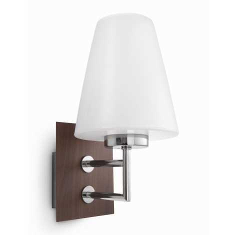 Philips Massive 34110/11/10 - CALDER fali lámpa 1xE14/12W króm