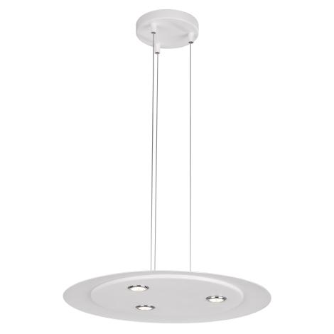 Philips Massive 37866/31/10 - MENDEL LED-es függeszték állítható 3xLED/7,5W fehér