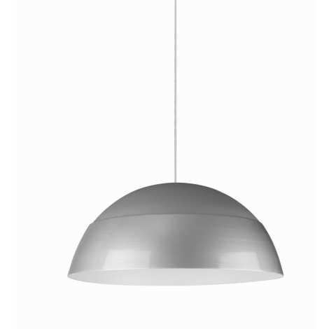 Philips Massive 40616/48/10 - GAJU függeszték 1xE27/40W ezüstszürke