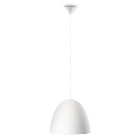 Philips Massive 40617/31/10 - MARCOSO függeszték 1xE27/40W fehér