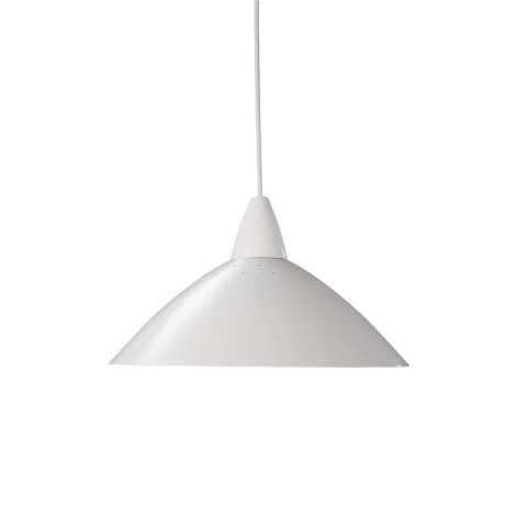 Philips Massive 40708/31/10 - CAROLUS függeszték 1xE27/60W fehér