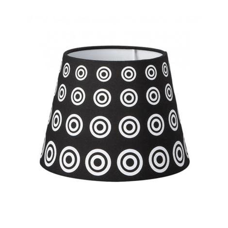 Philips Massive 43124/54/17 - Lámpaernő UMBRA fekete-fehér