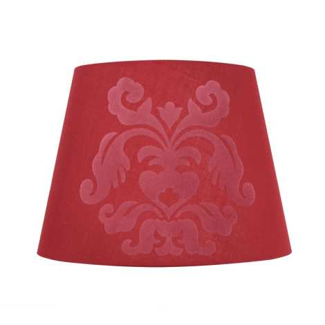 Philips Massive 43125/49/17 - Lámpaernyő UMBRA piros E14/E27