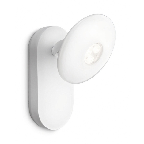 Philips Massive 53140/31/10 - LED Spotlámpa  HYVES 1xLED/7,5W fehér