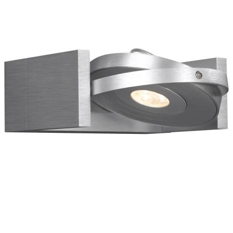 Philips Massive 53150/48/10 - VISION LED-es spotlámpa 1xLED/7,5W alumínium