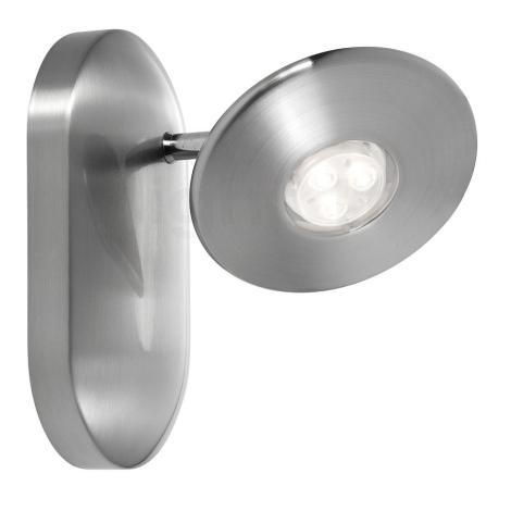 Philips Massive 56410/17/10 - KAVO LED-es spotlámpa 1xLED/7,5W matt króm