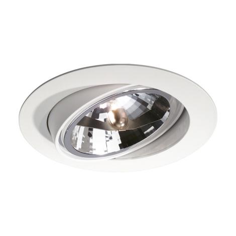 Philips Massive 59040/31/81 - Fürdőszobai mennyezeti lámpa DUBLIN 1xG53/50W/230V
