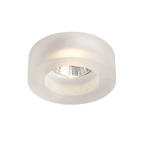 Philips Massive 59515/67/10 - Fürdőszobai mennyezeti lámpa BOLAR 1xGU10/50W/230V matt üveg