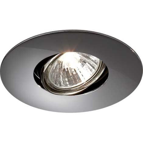 Philips Massive 59550/11/81 - Fürdőszobai mennyezeti lámpa ALMERIA 1xGU10/50W/230V króm