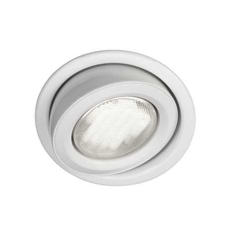 Philips Massive 59600/31/10 - Fürdőszobai mennyezeti lámpa MONO 1xGX53/9W/230V fehér