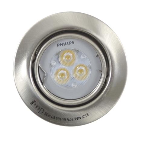Philips Massive 59620/17/10 - LED Fürdőszobai mennyezeti lámpa SHINE 1xLED/3W/230V