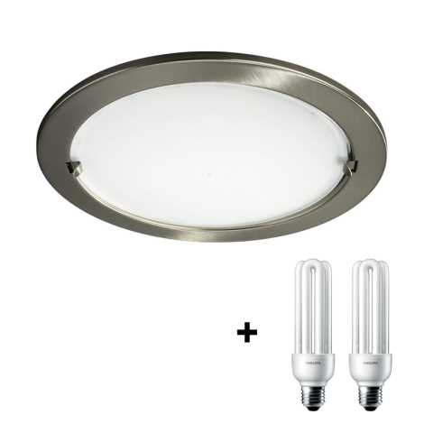Philips Massive 59798/17/15 - Beépíthető lámpa 2xE27/22W