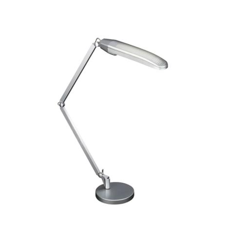 Philips Massive 66610/48/10 - Asztali lámpa  LEONARDO 1xG23/11W/230V
