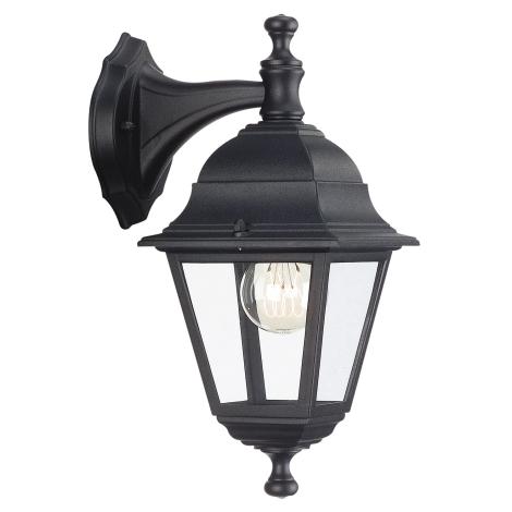 Philips Massive 71426/01/30 - LIMA fali lámpa 1xE27/60W fekete
