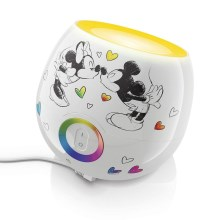 Philips Massive 71703/55/16 - LED gyemek lámpa  LIVINGCOLORS MINI MICKEY & MINNIE MOUSE LED/7,5W/230V