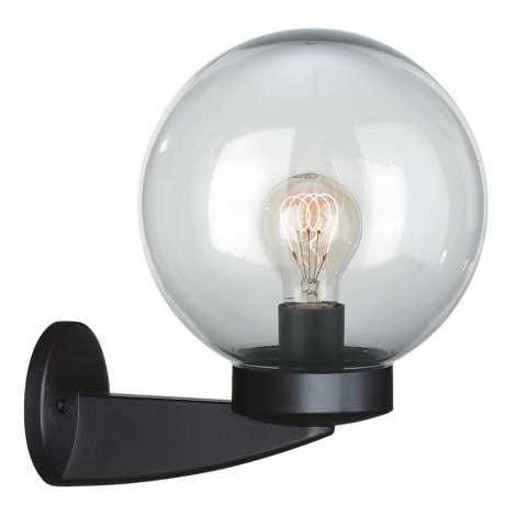 Philips Massive 71825/01/65 - BALI fali lámpa 1xE27/60W fekete