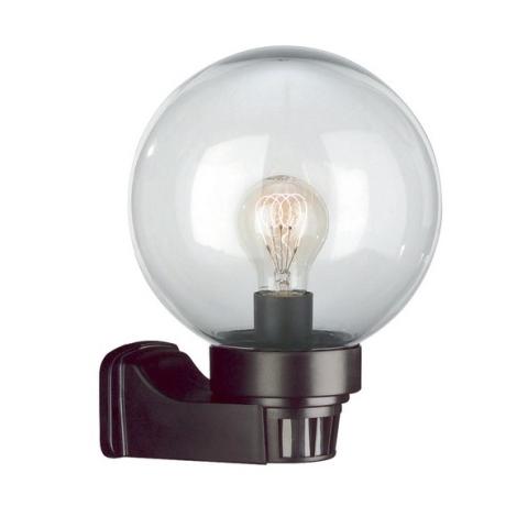 Philips Massive 71898/01/65 - MALTA szenzoros fali lámpa 1xE27/60W fekete
