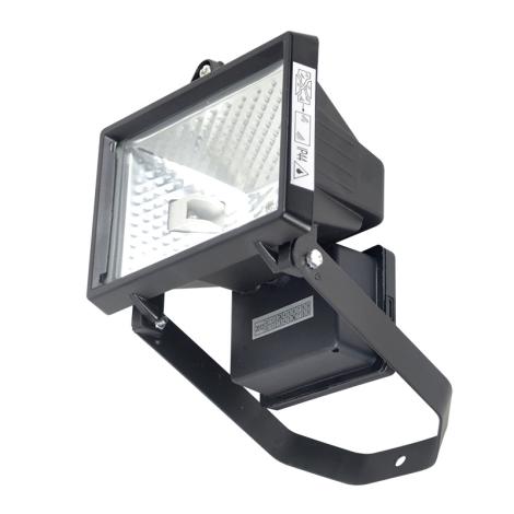Philips Massive 74972/71/30 - Kültéri lámpa 1xR7s /150W fekete